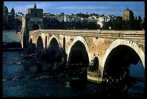 AD 312 - Showdown at the Milvian Bridge, Rome
