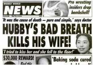 wtf tabloid headline