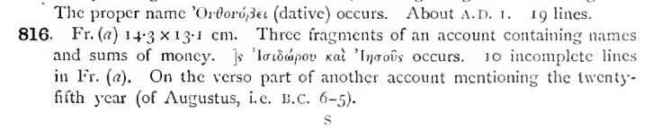papyri