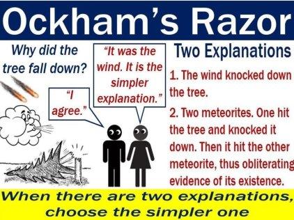 Ockhams-razor-image-with-explanation-and-example